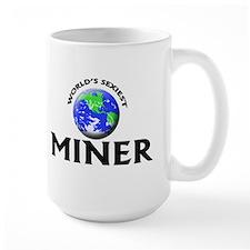 World's Sexiest Miner Mug