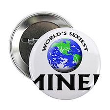 "World's Sexiest Miner 2.25"" Button"
