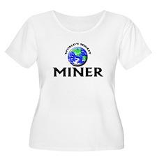 World's Sexiest Miner Plus Size T-Shirt
