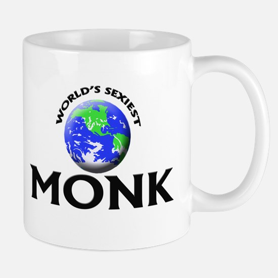 World's Sexiest Monk Mug