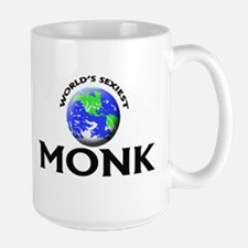 World's Sexiest Monk Mug