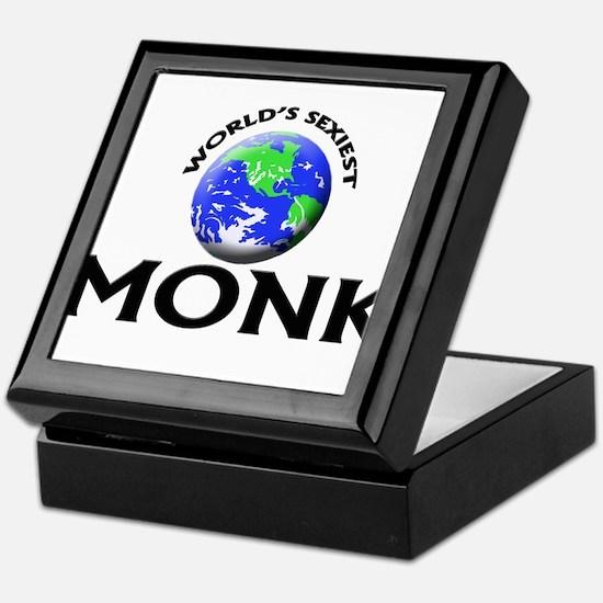 World's Sexiest Monk Keepsake Box