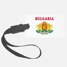 Bulgaria Coat Of Arms Designs Luggage Tag