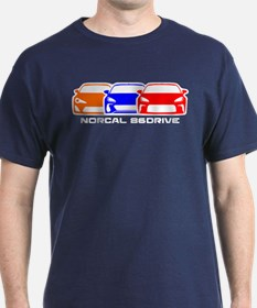Dark Colors Norcal 86Drive T-Shirt