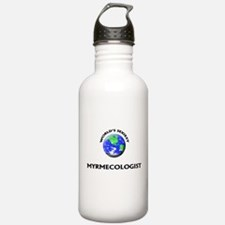 World's Sexiest Myrmecologist Water Bottle