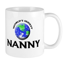 World's Sexiest Nanny Mug