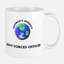 World's Sexiest Navy Forces Officer Mug
