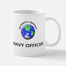 World's Sexiest Navy Officer Mug