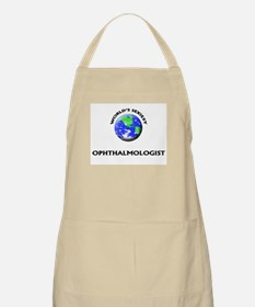 World's Sexiest Ophthalmologist Apron
