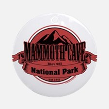 mammoth cave 4 Ornament (Round)