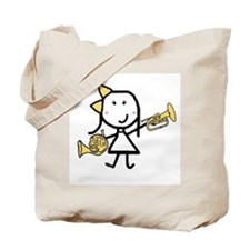 Mello & French Horn Tote Bag
