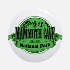 mammoth cave 2 Ornament (Round)