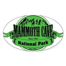 mammoth cave 2 Decal