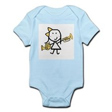 Mello & French Horn Infant Bodysuit