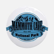 mammoth cave Ornament (Round)