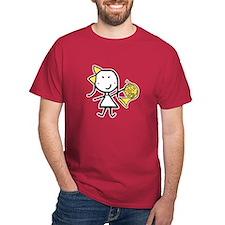 Girl & French Horn T-Shirt