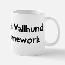 Swedish Vallhund ate my homew Mug