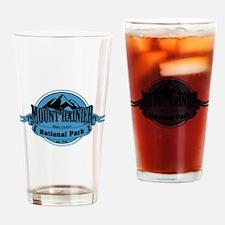 mount rainier 4 Drinking Glass