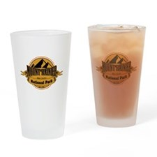 mount rainier 5 Drinking Glass