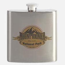 mount rainier 4 Flask