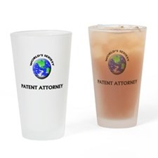 World's Sexiest Patent Attorney Drinking Glass