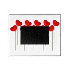 Poppies Picture Frame
