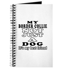 Border Collie not just a dog Journal