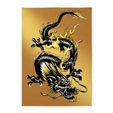 Dragon 5'x7'Area Rug