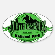 north cascades 3 Decal