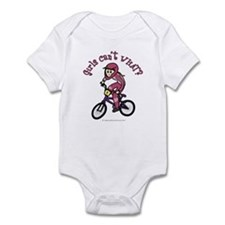 Light Pink BMX Infant Bodysuit