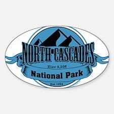 north cascades 5 Decal
