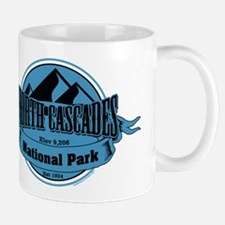 north cascades 5 Small Mug