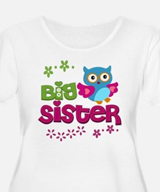 Big Sister Plus Size T-Shirt