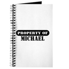 Property of Michael Journal