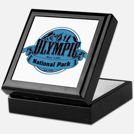 olympic 1 Keepsake Box