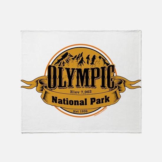 olympic 2 Throw Blanket