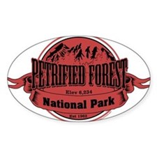 petrified forest 2 Decal