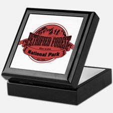 petrified forest 2 Keepsake Box