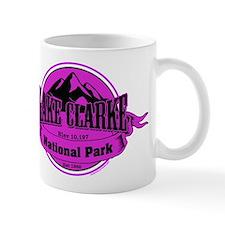 lake clarke 4 Small Mug