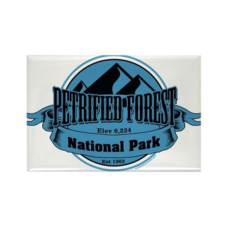 petrified forest 5 Rectangle Magnet