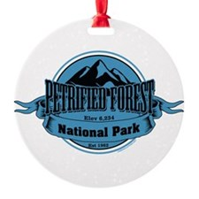 petrified forest 4 Ornament