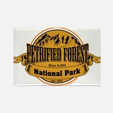 petrified forest 2 Rectangle Magnet