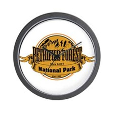 petrified forest 2 Wall Clock