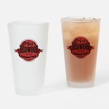 redwood 2 Drinking Glass
