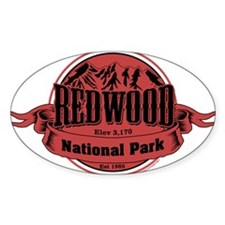 redwood 1 Decal
