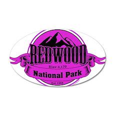 redwood 4 Wall Sticker
