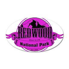 redwood 3 Wall Sticker