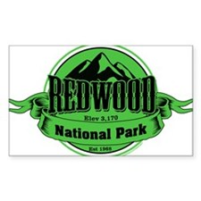 redwood 4 Decal