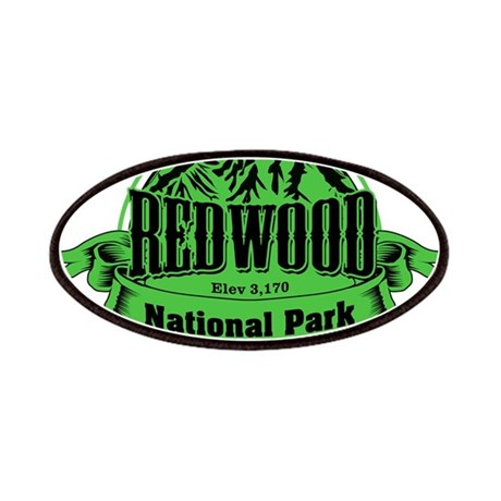 redwood 1 Patches