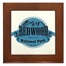 redwood 2 Framed Tile